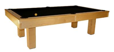 The Sellwood   Offering a clean straight and current design, the modernistic construction is perfect for both residential and commercial applications. Jazz up your game room with this stylish family pool table.