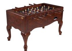 Furniture Style Foosball Table in Walnut