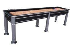 """The Cosmopolitan"" 9 or 12 foot Shuffleboard Table"