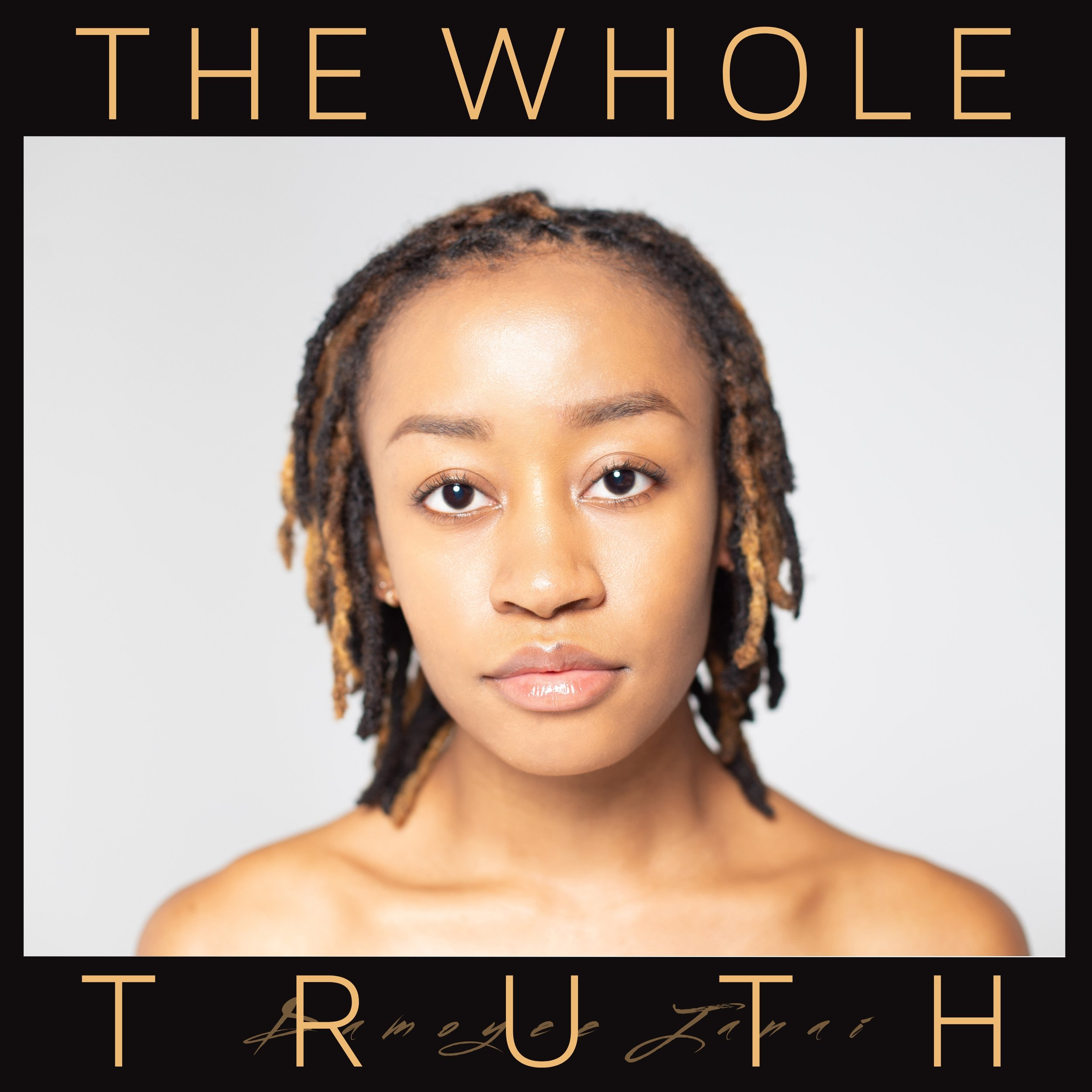 Damoyee Janai The Whole Truth album cover front