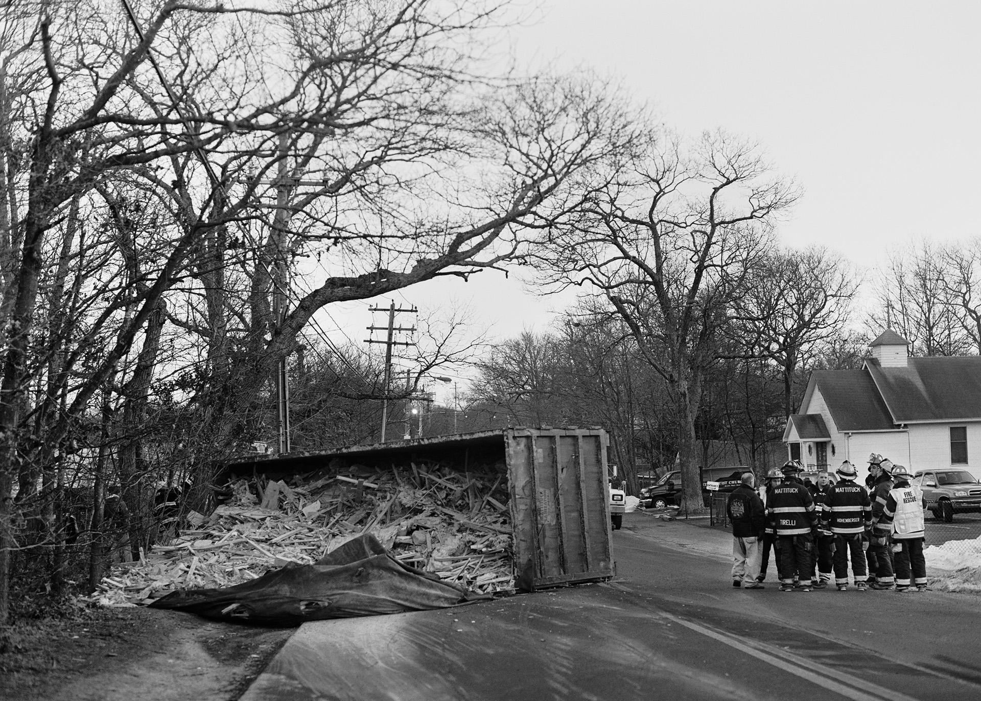 Roadside Accident