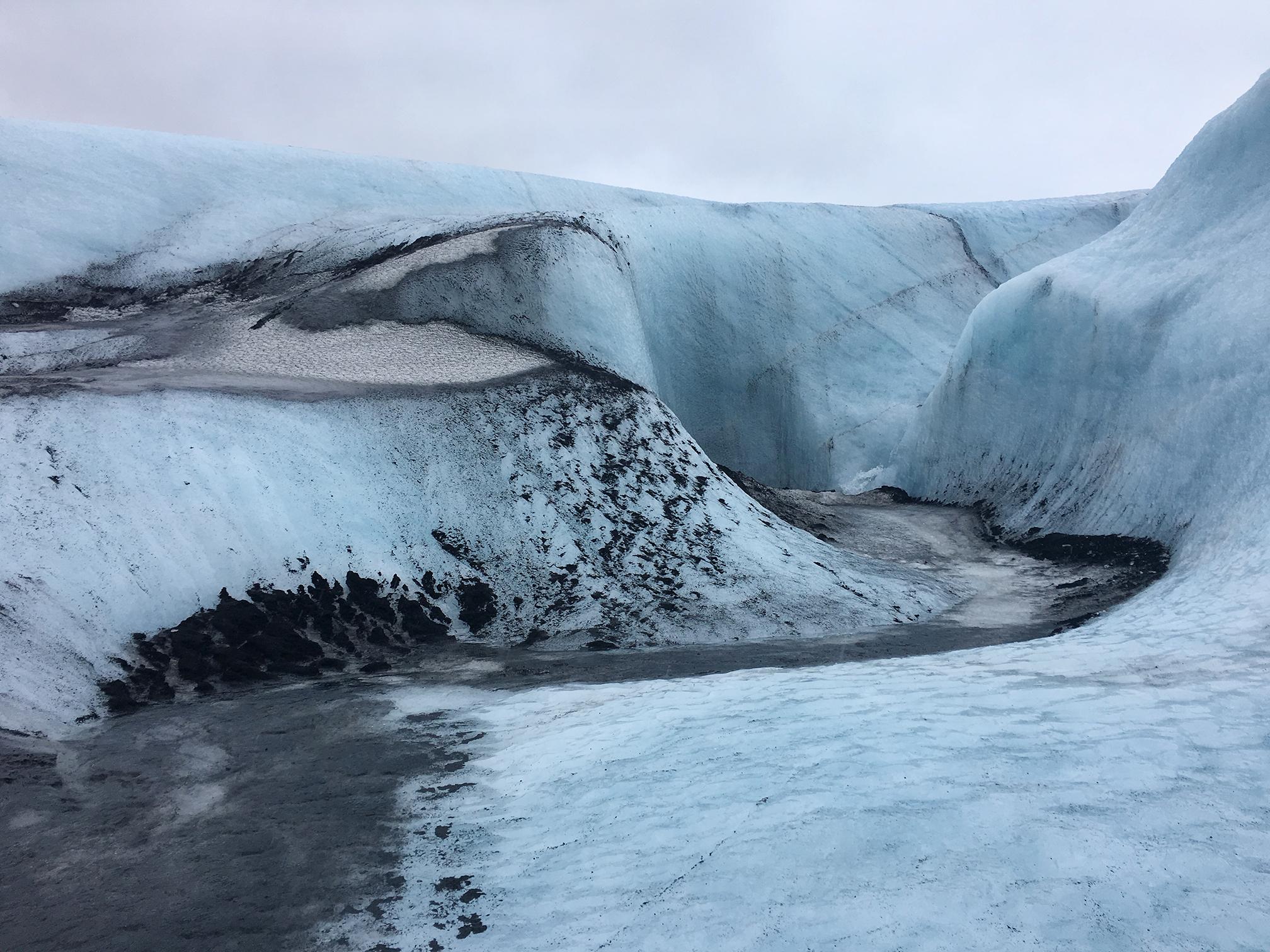 Sólheimajökull, Iceland