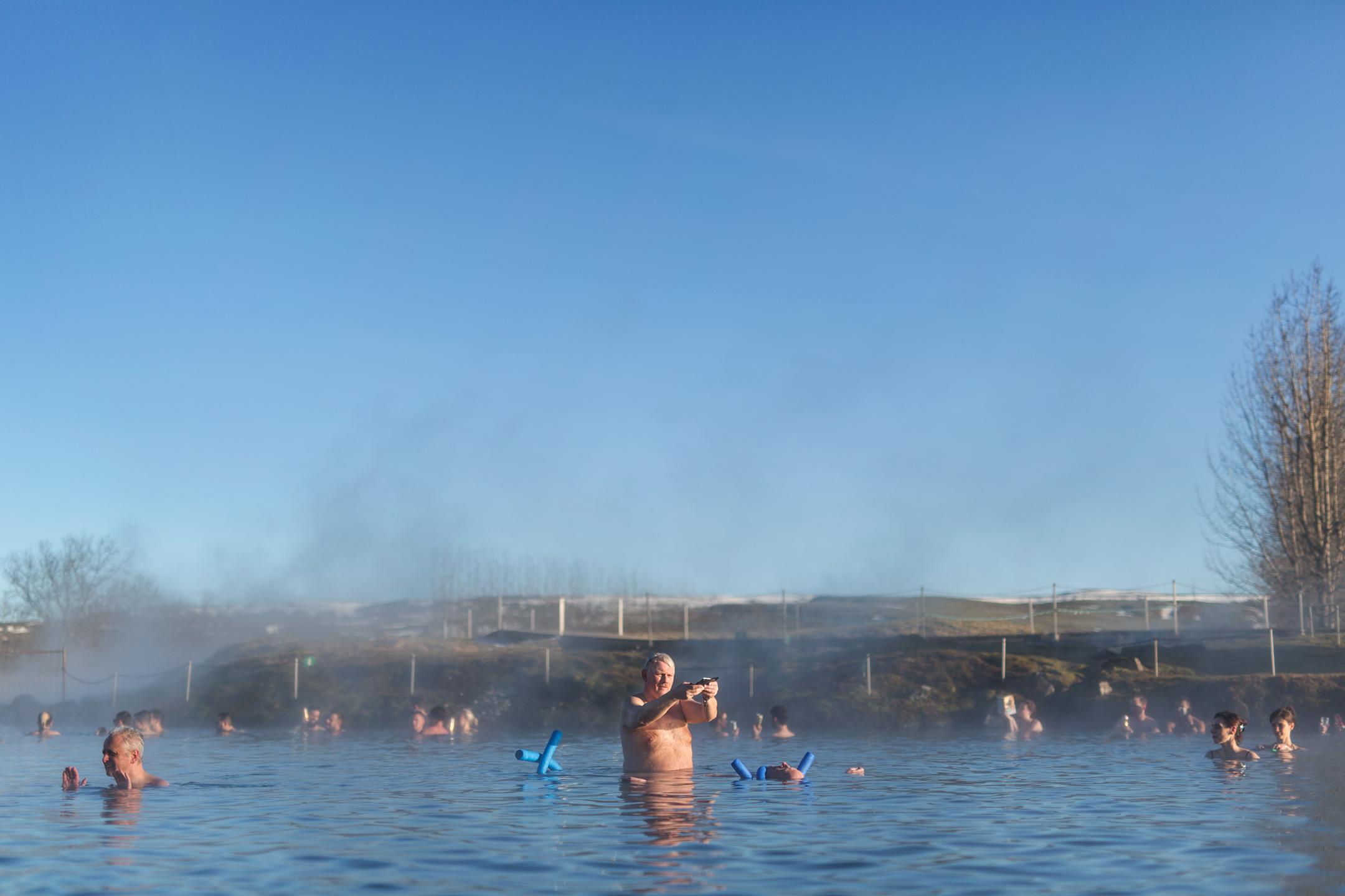Gamla Laugin, Iceland