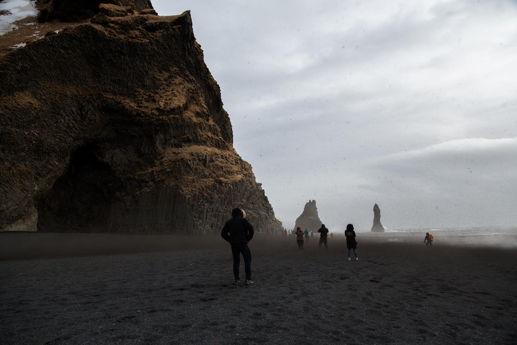 Reynisfjall, Iceland