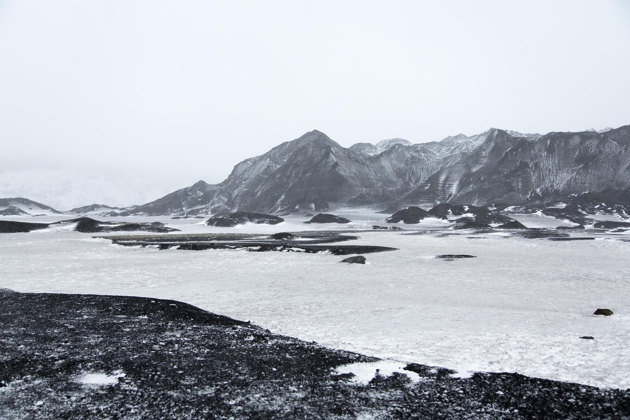 Mýrdalsjökull, Iceland