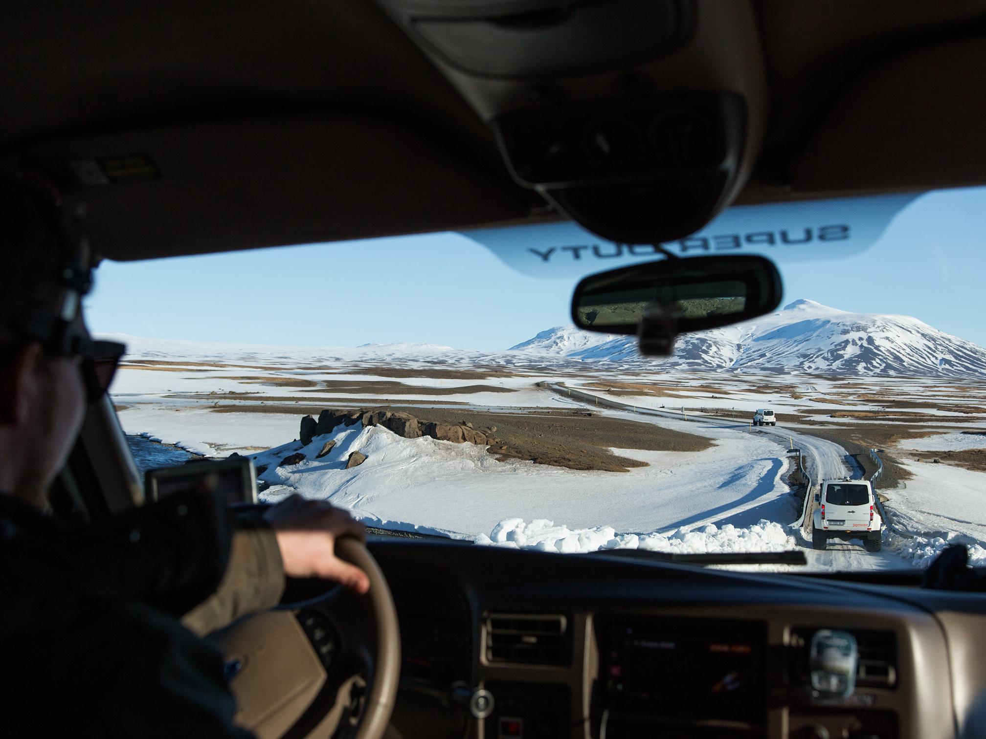 Langjökull, Iceland