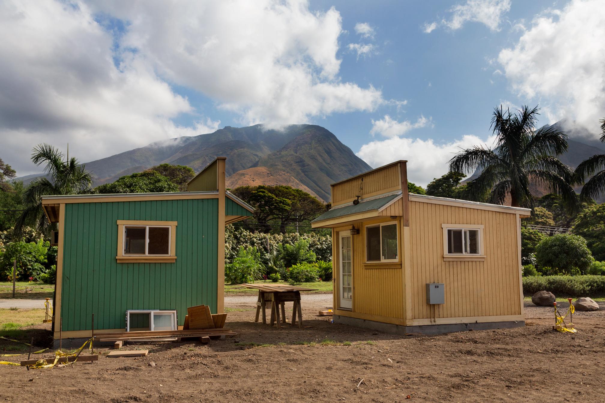 Camp Olowalum, Maui