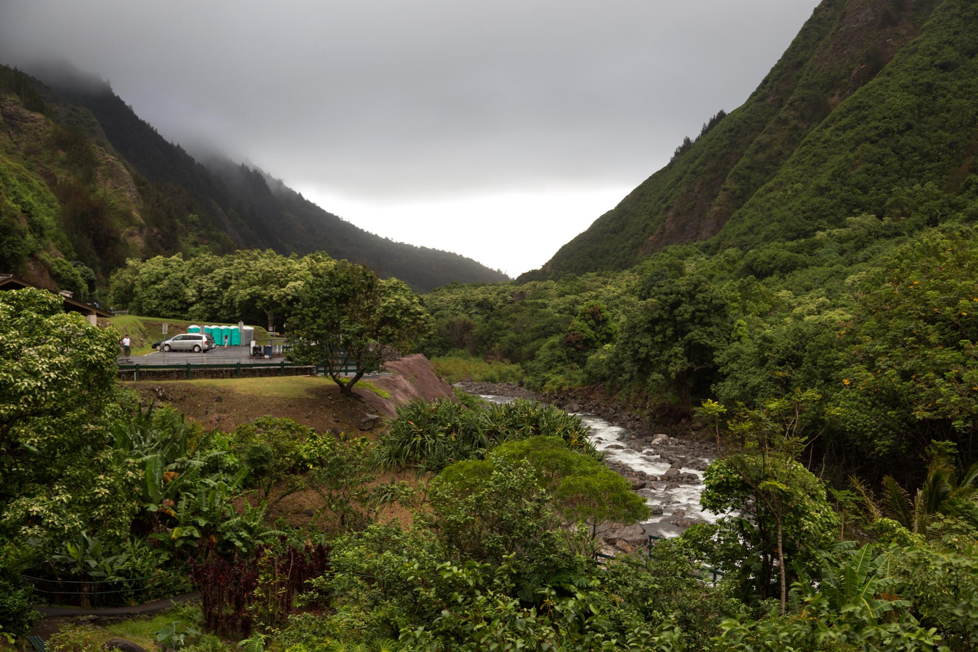 'Iao Valley State Park, Maui
