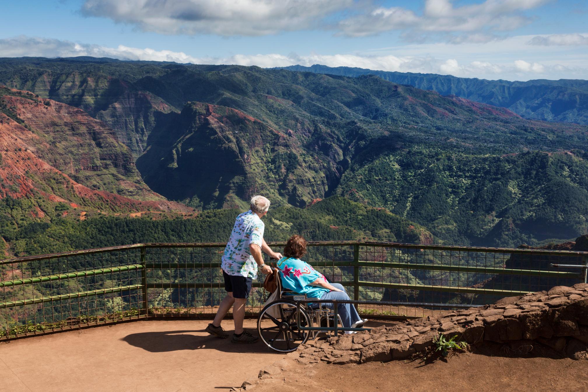 Waimea Canyon Lookout, Kaua'i