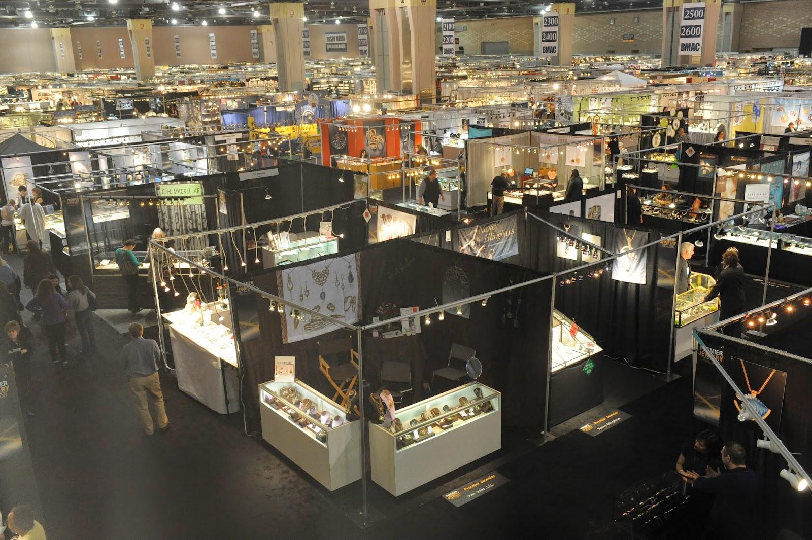 BMAC Trade Show