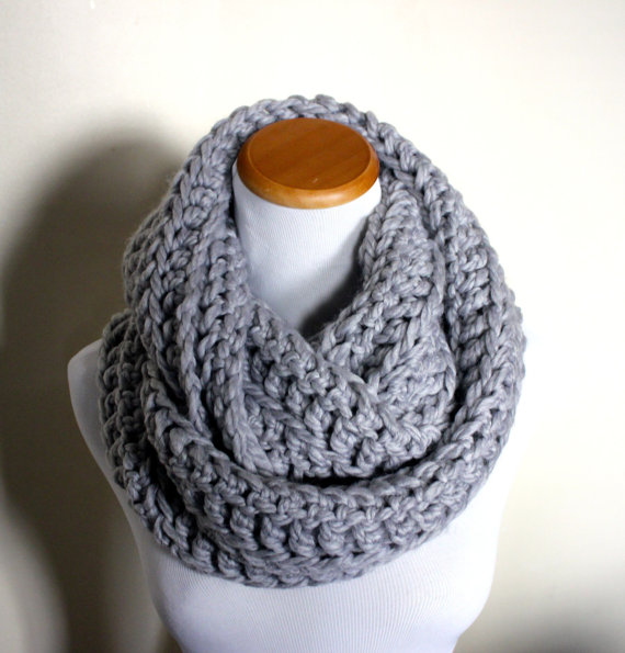 Infinity Scarf by MadeByKehlee