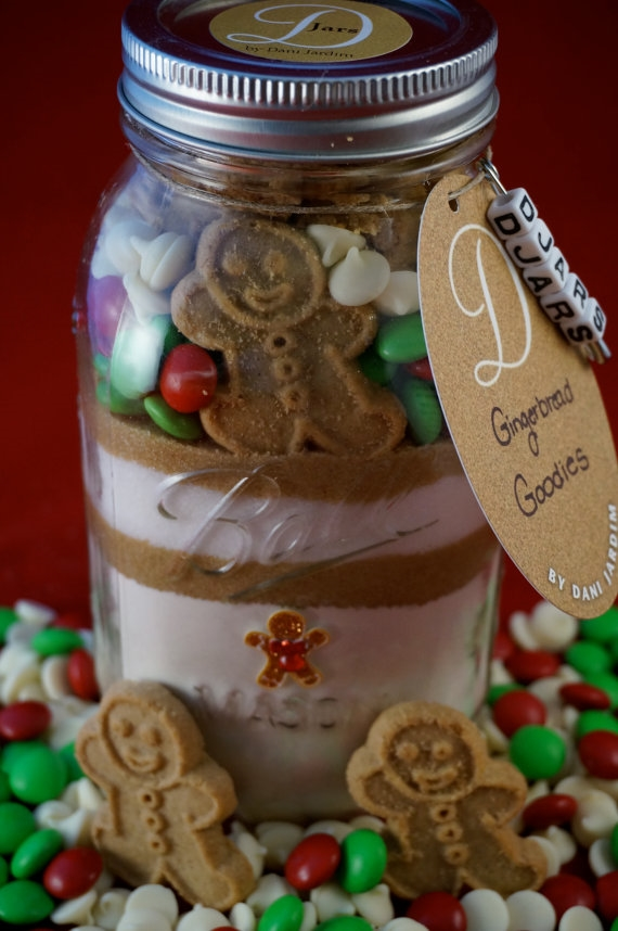 GingerBread Goodies Cookies by DJarsByDaniJardim