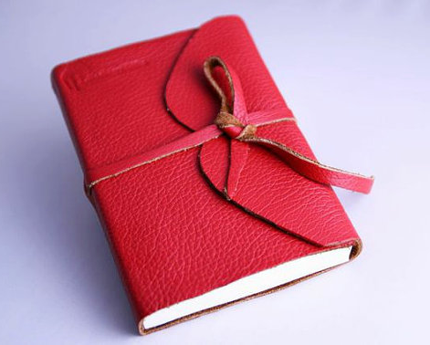 Lifeology Gift's Valentine's Day Handmade Leather Journal