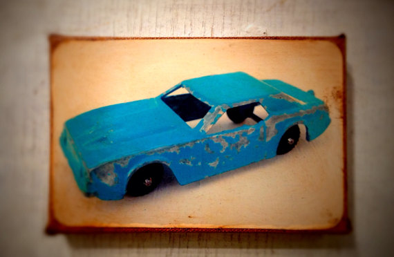 Toy Car by fauneyerby