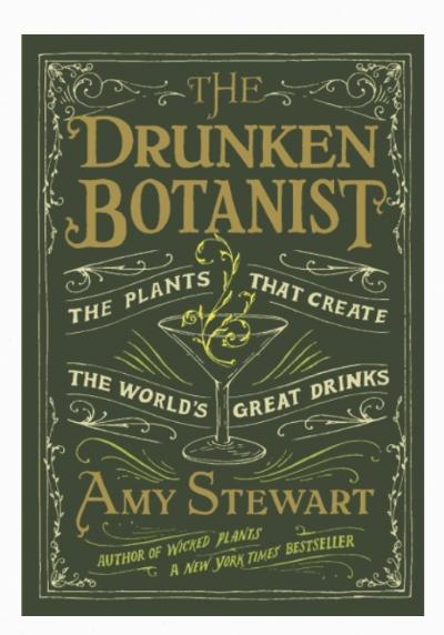 drunken botanist book