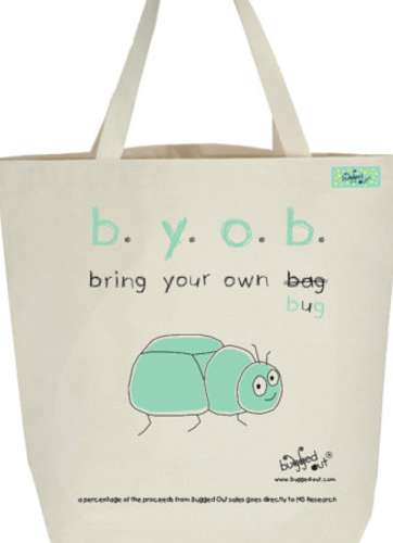bugged out canvas totes one etsy.com