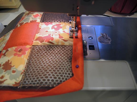 step 8 trivet edge stitch