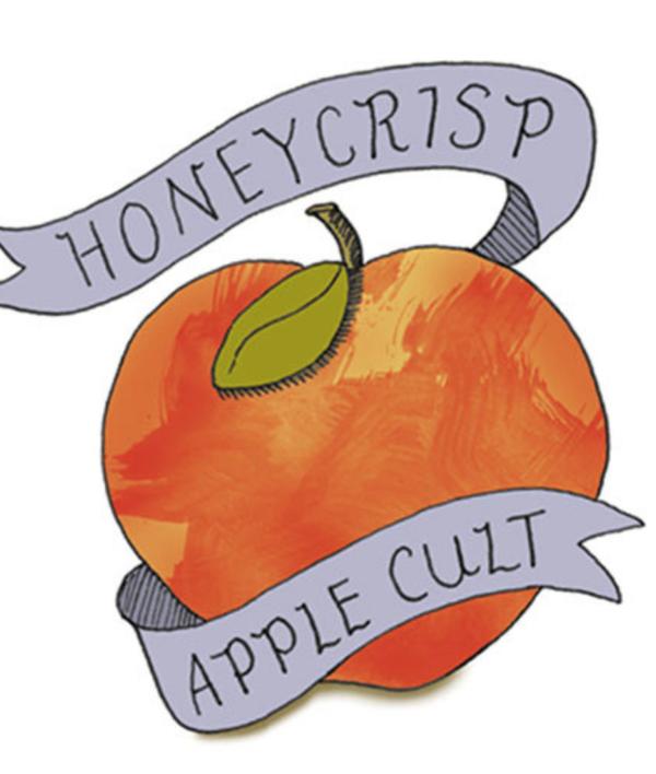 apple temp tattoo