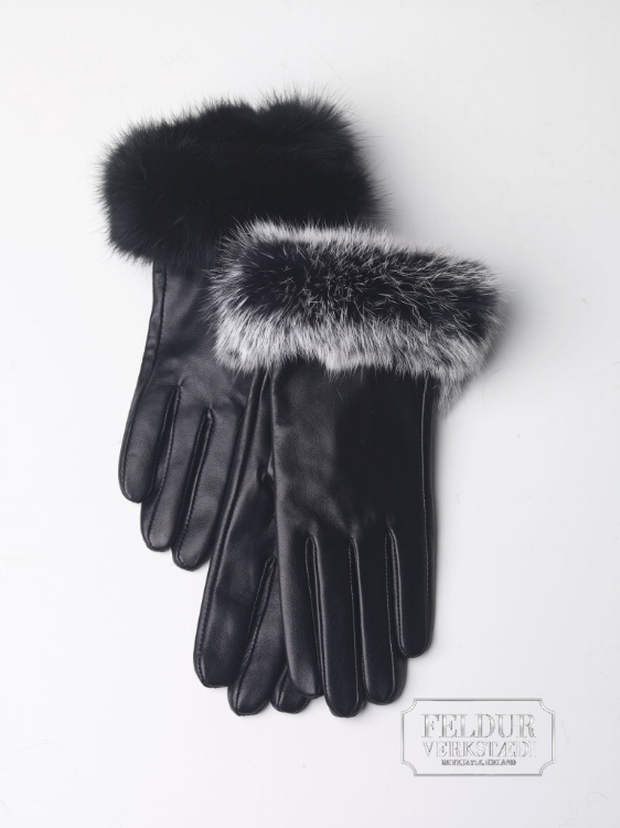 pictured: Rân gloves from the brand  Feldur , sold all around Iceland, a.k.a a match made in heaven