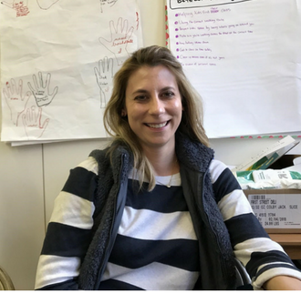 Rachel Leavitt-Baron: Goucher College