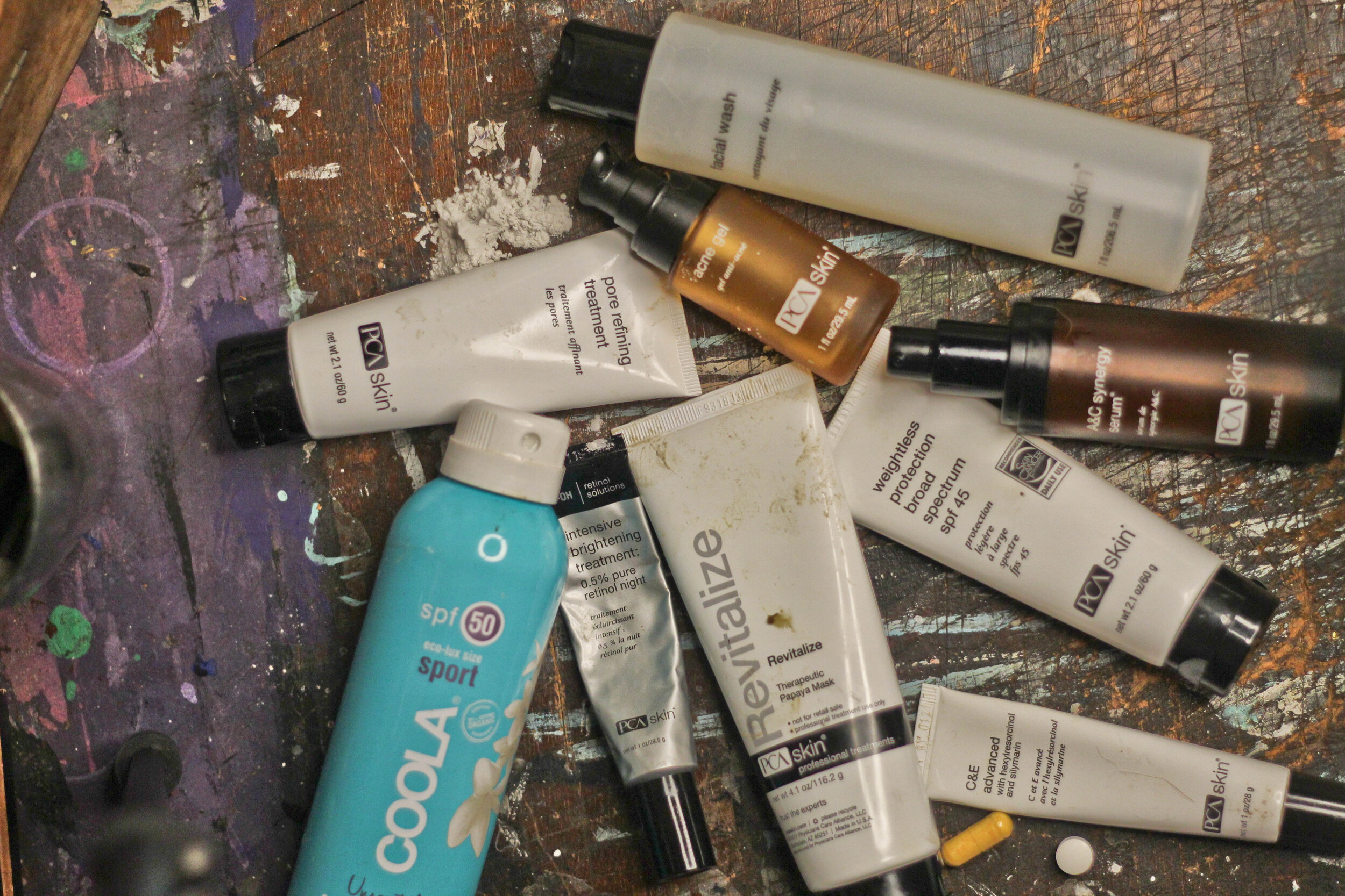 What The F Should I Even Be Doing for My Skin? - {From College to to c-suite, let's figure out everything you need to know to nourish and nurture your skin}