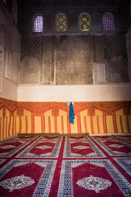 Medersa Bou Inania
