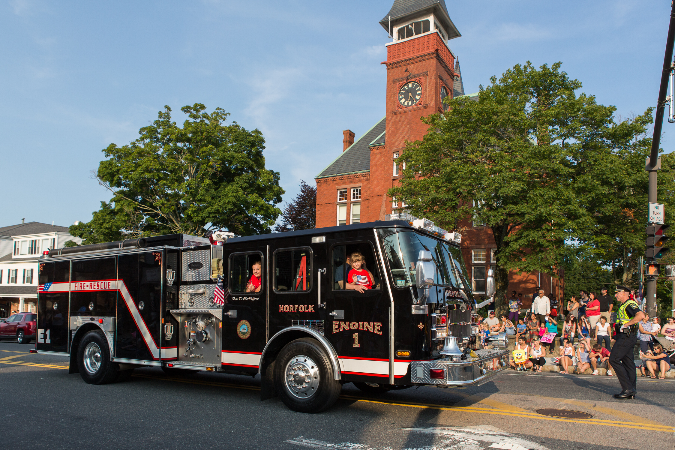Norfolk Engine 1.