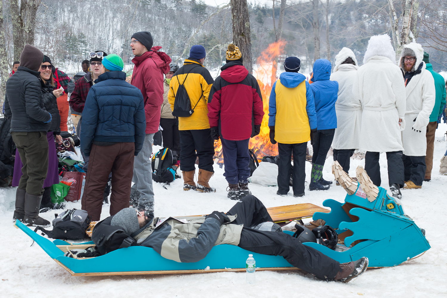 US National Toboggan Championships 2015