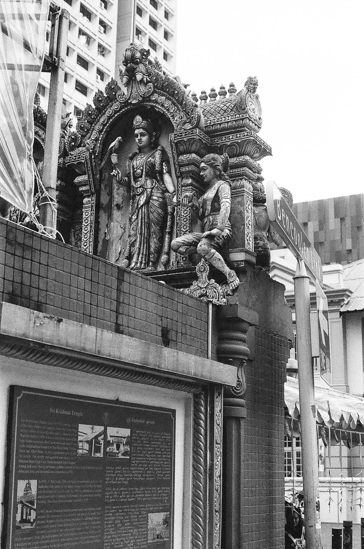 Sri Krishnan Temple.