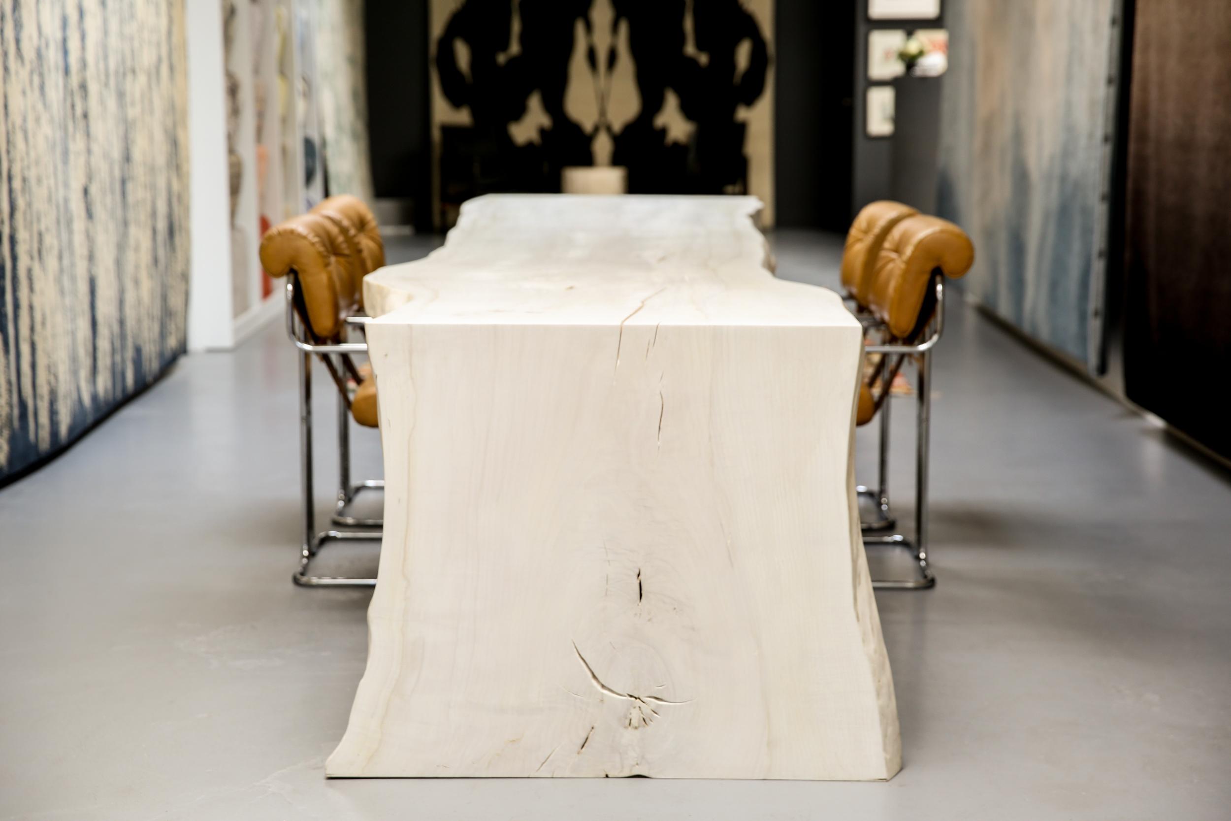 custom single slab narada table