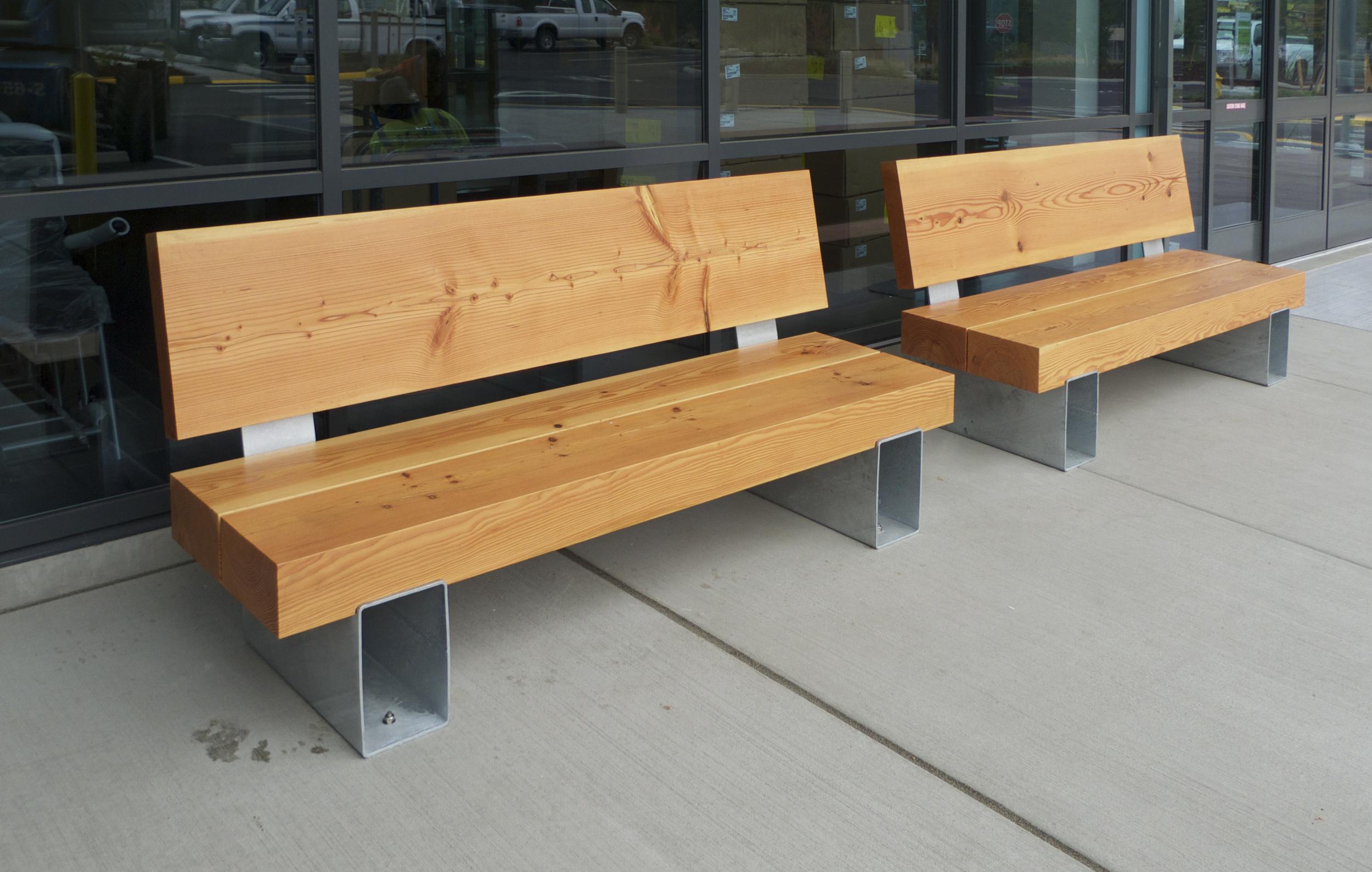 custom muir bench