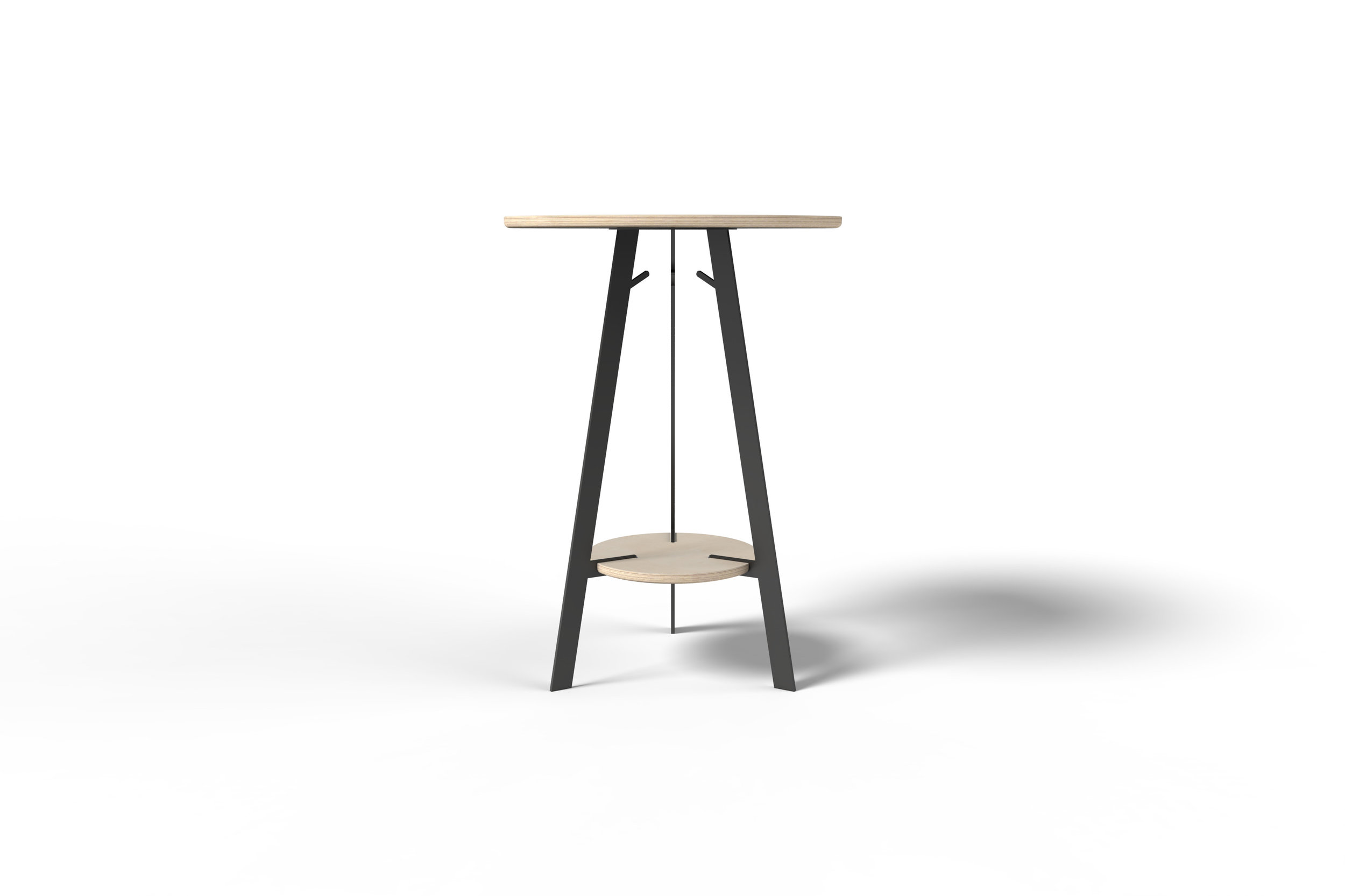 BARLOW TABLE - STANDING HEIGHT