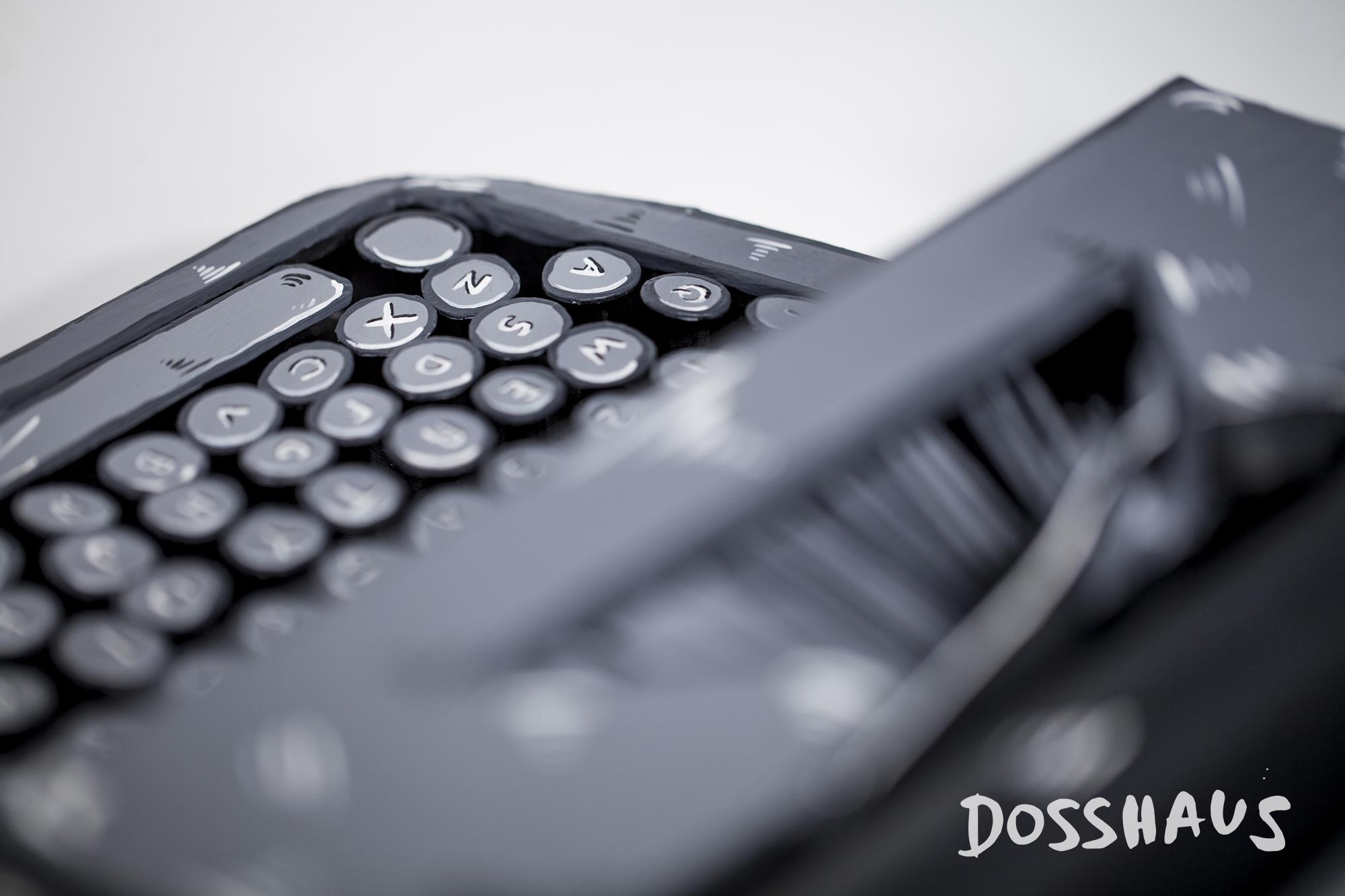 Dosshaus Grey Typewriter 1.jpg