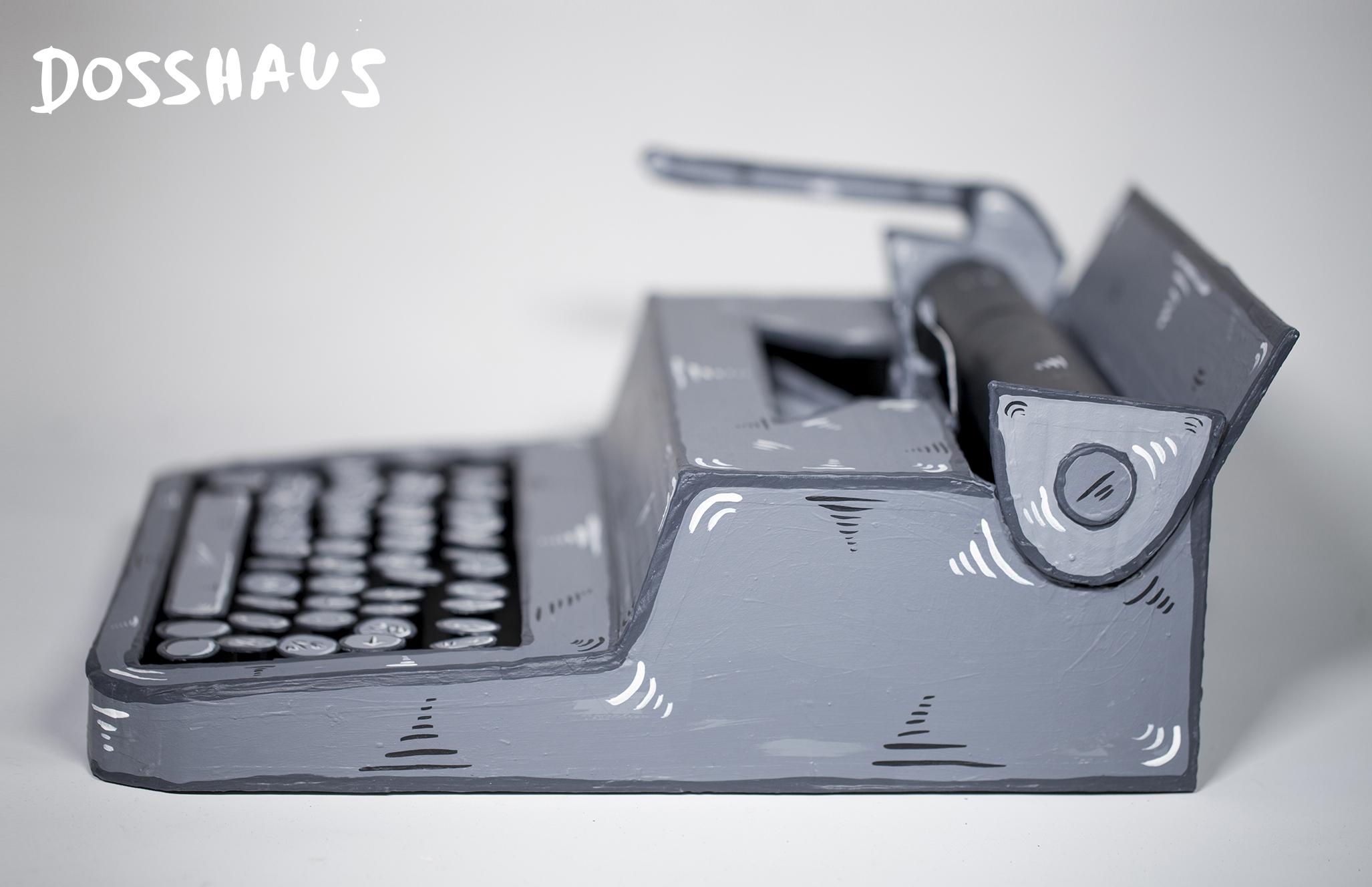 Dosshaus Grey Typewriter 4.jpg