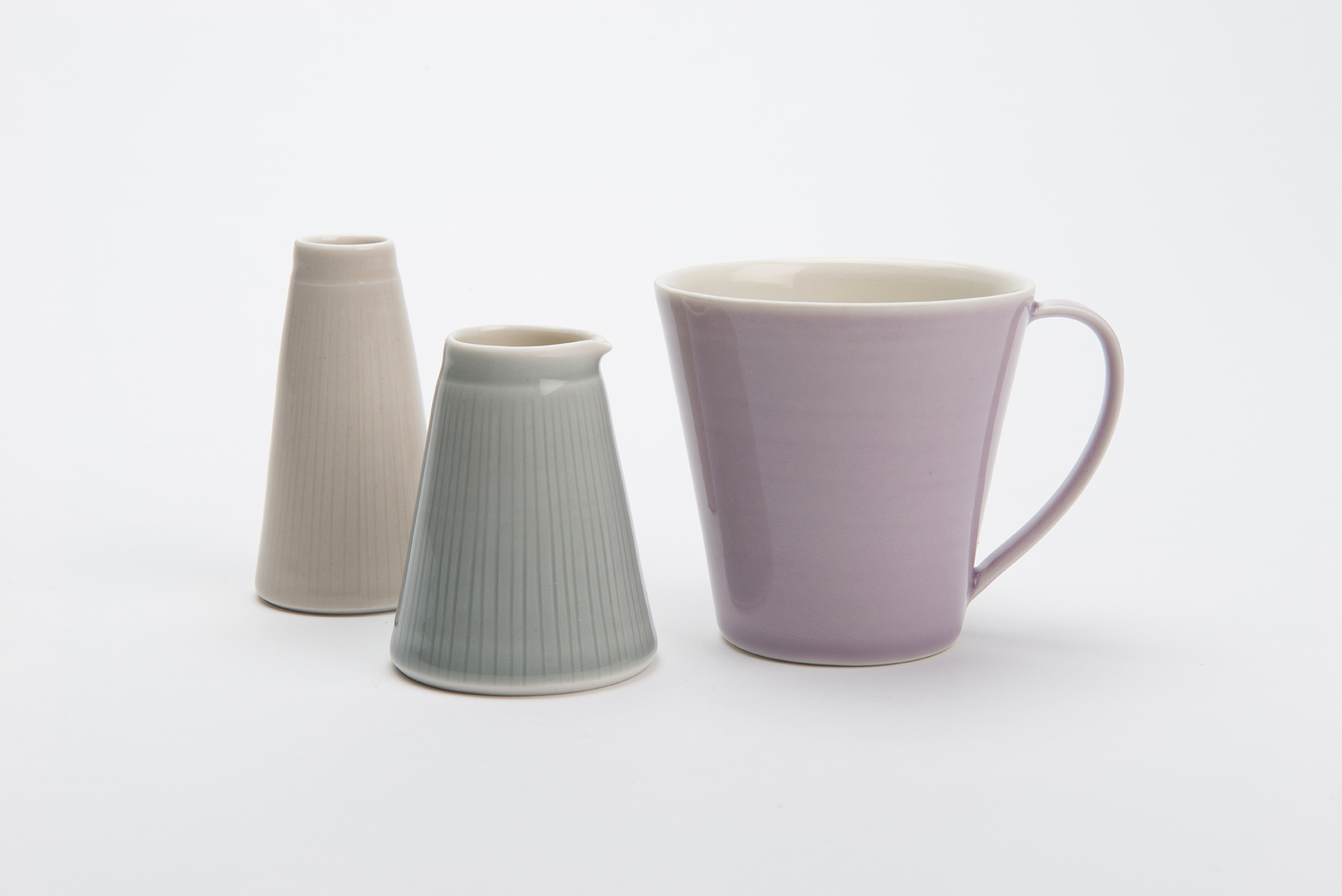 Sand, Pale Grey, Lilac