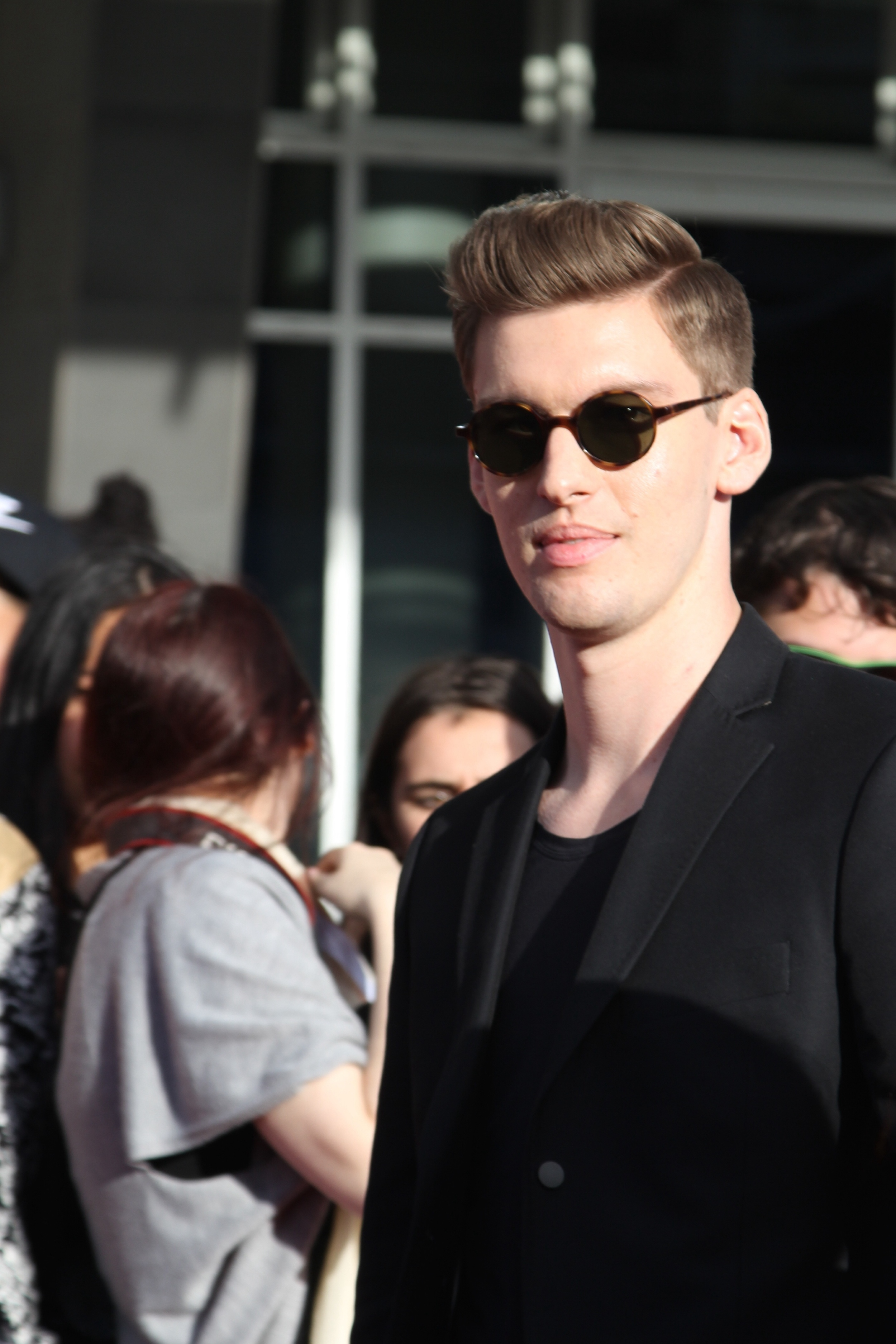 Willy Moon  singer, songwriter and producer.