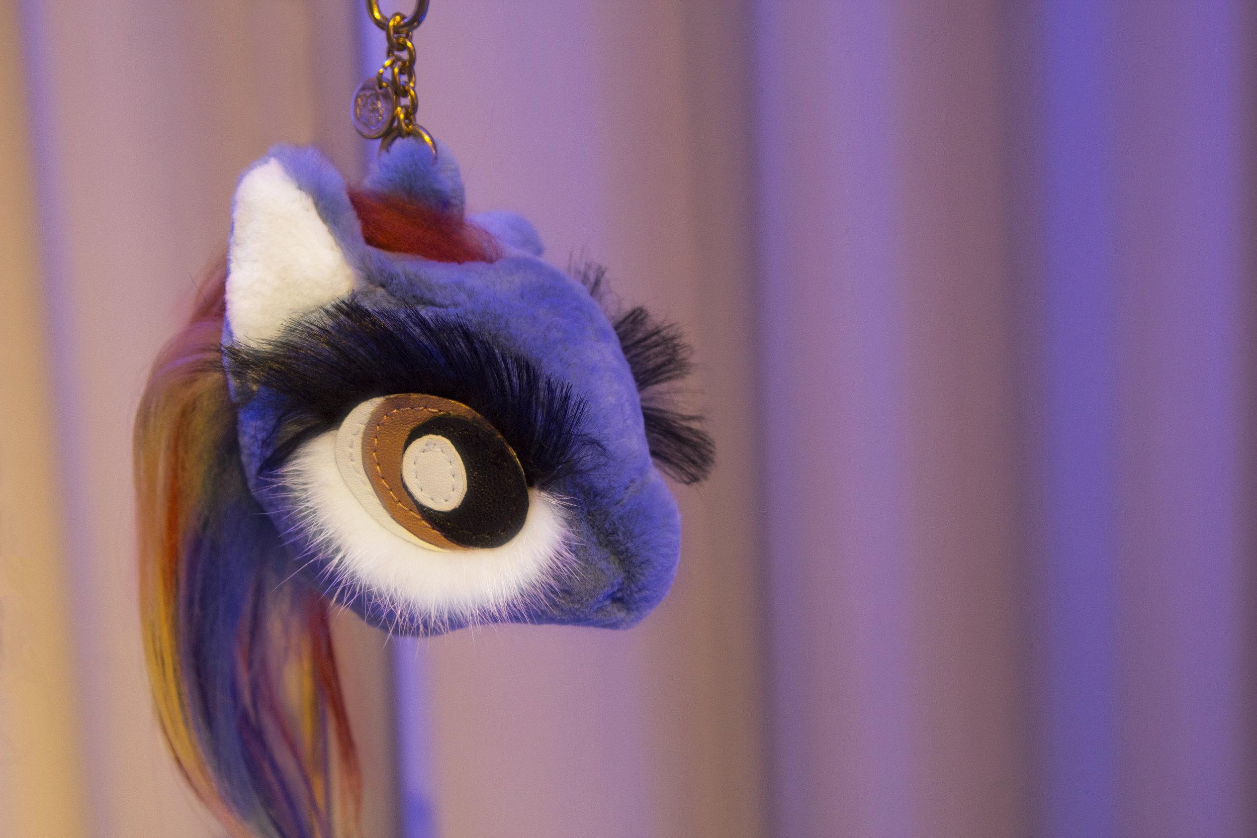 Rainbow Dash  Pony Puff