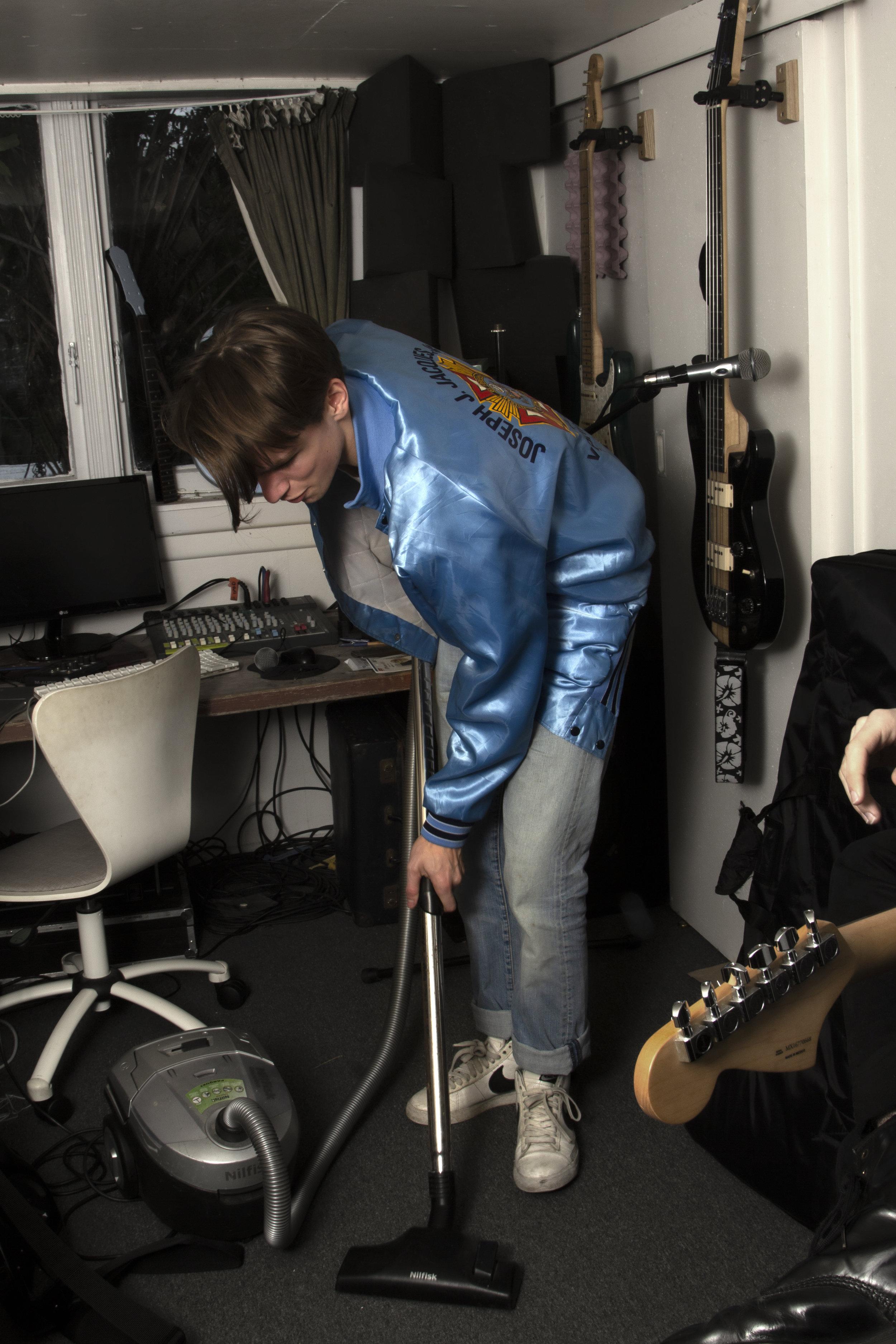 Louis: Jacket thank to  Vixen