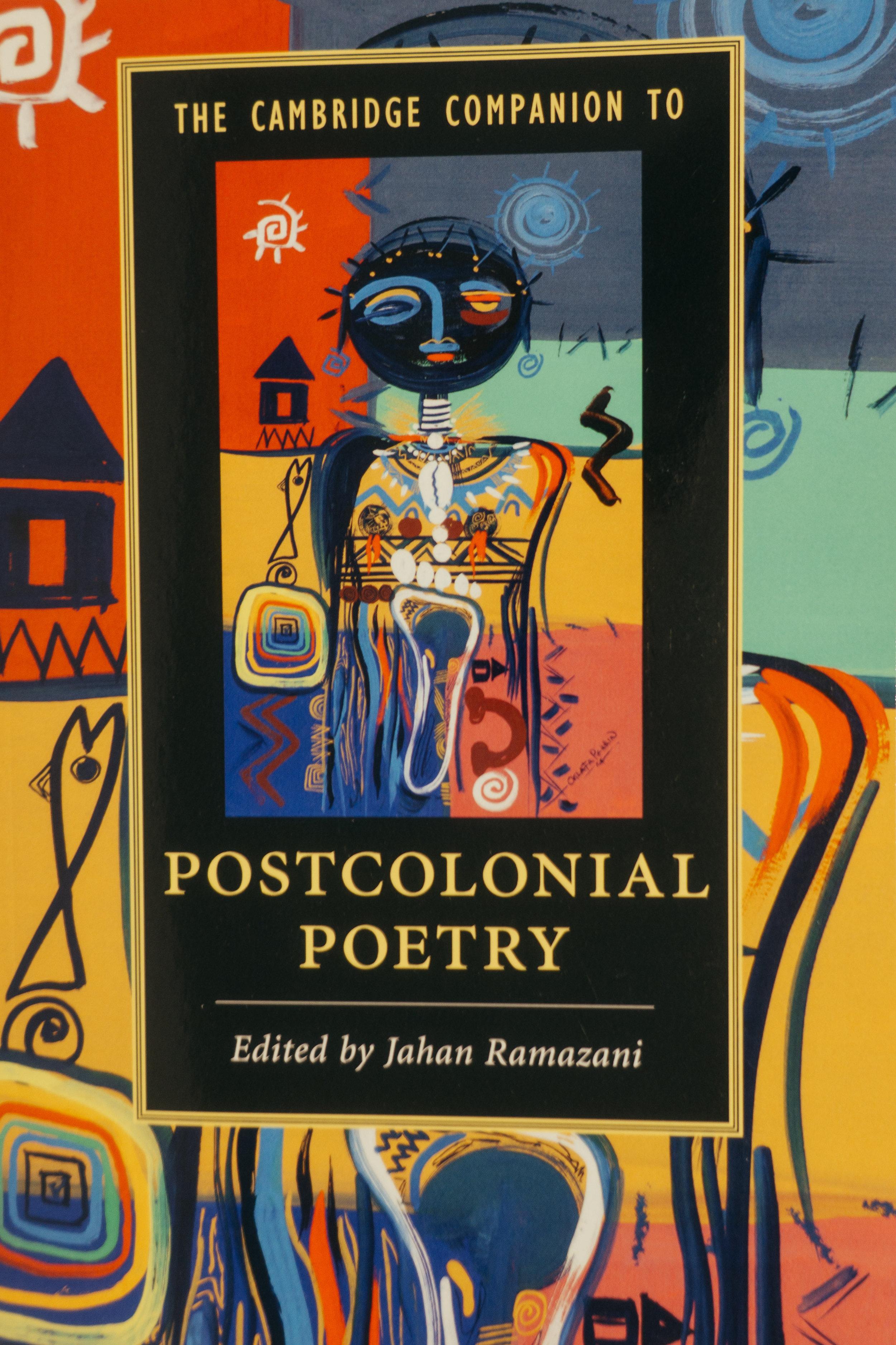 'Australia and New Zealand/Aotearoa', The Cambridge Companion to Postcolonial Poetry ,ed Jahan Ramazani, Cambridge University Press, Cambridge, 2017.