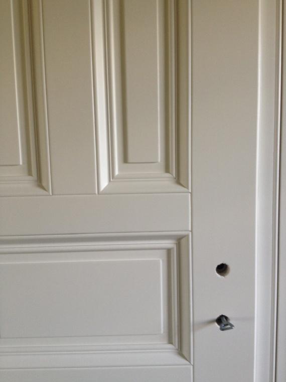 Kazetové interiérové dveře