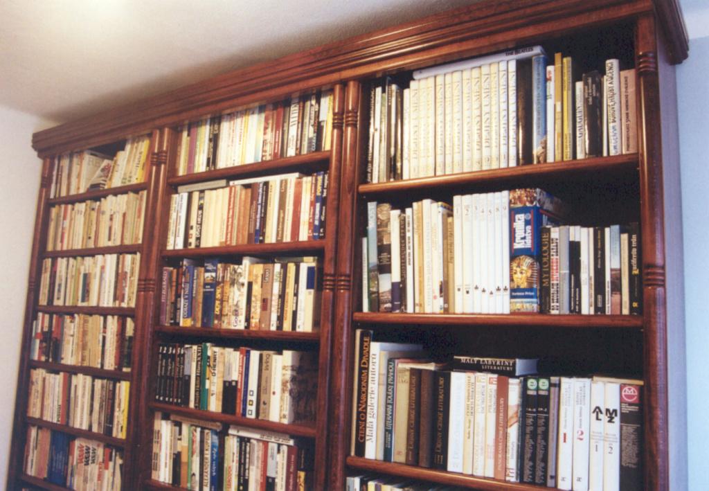 Knihovna, buk. 2005.