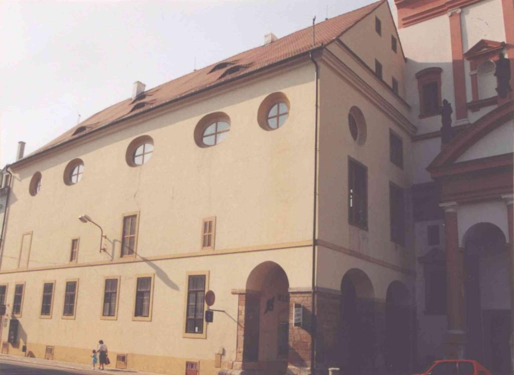 Okna. Špejchar Chomutov - 1998