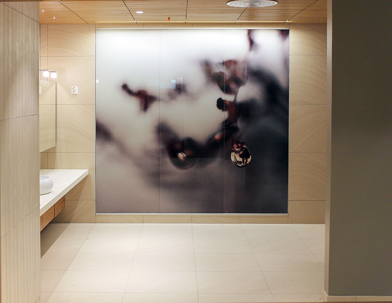 Public Space  - Restroom