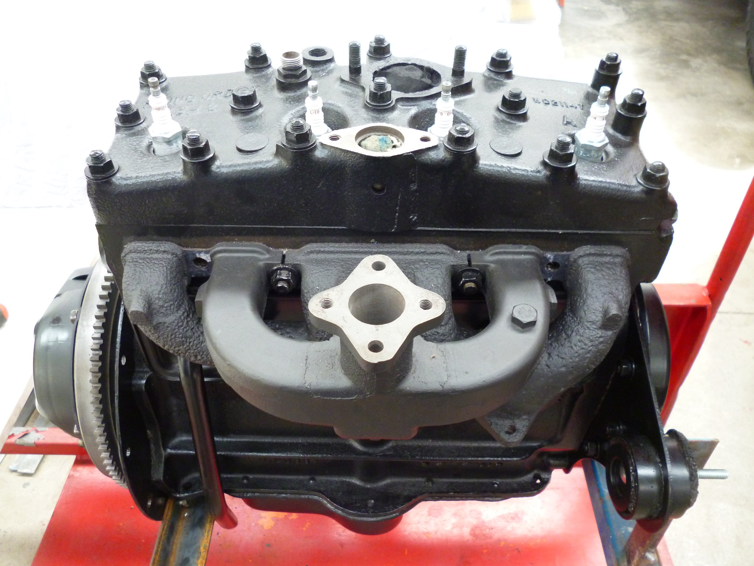 Complete Engine Rebuild