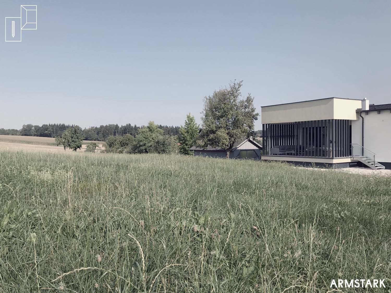 Erweiterung der Wohnräume und Öffnung zur Natur
