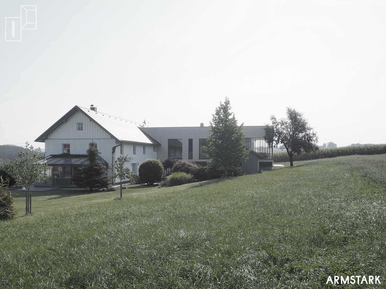 Wohnhaus für vier Generationen