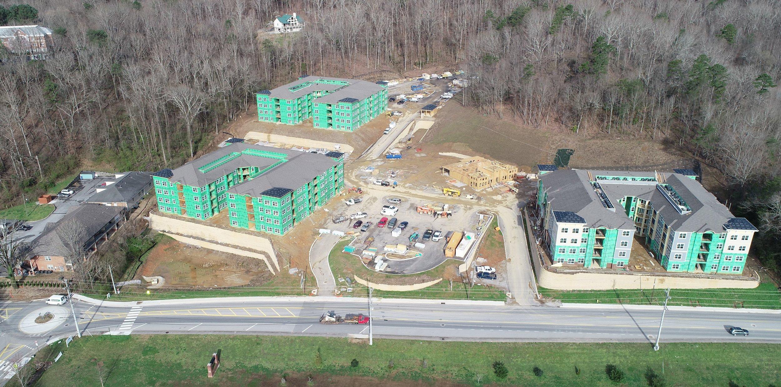 Mountain Creek Apartments