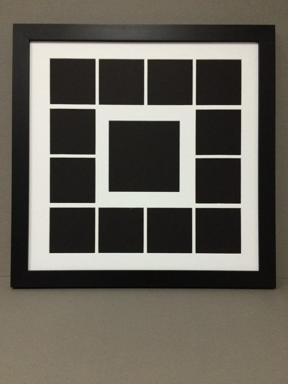 "Available in any frame style, stocked in 1.25"" in and 1.75"" Black Rustic"