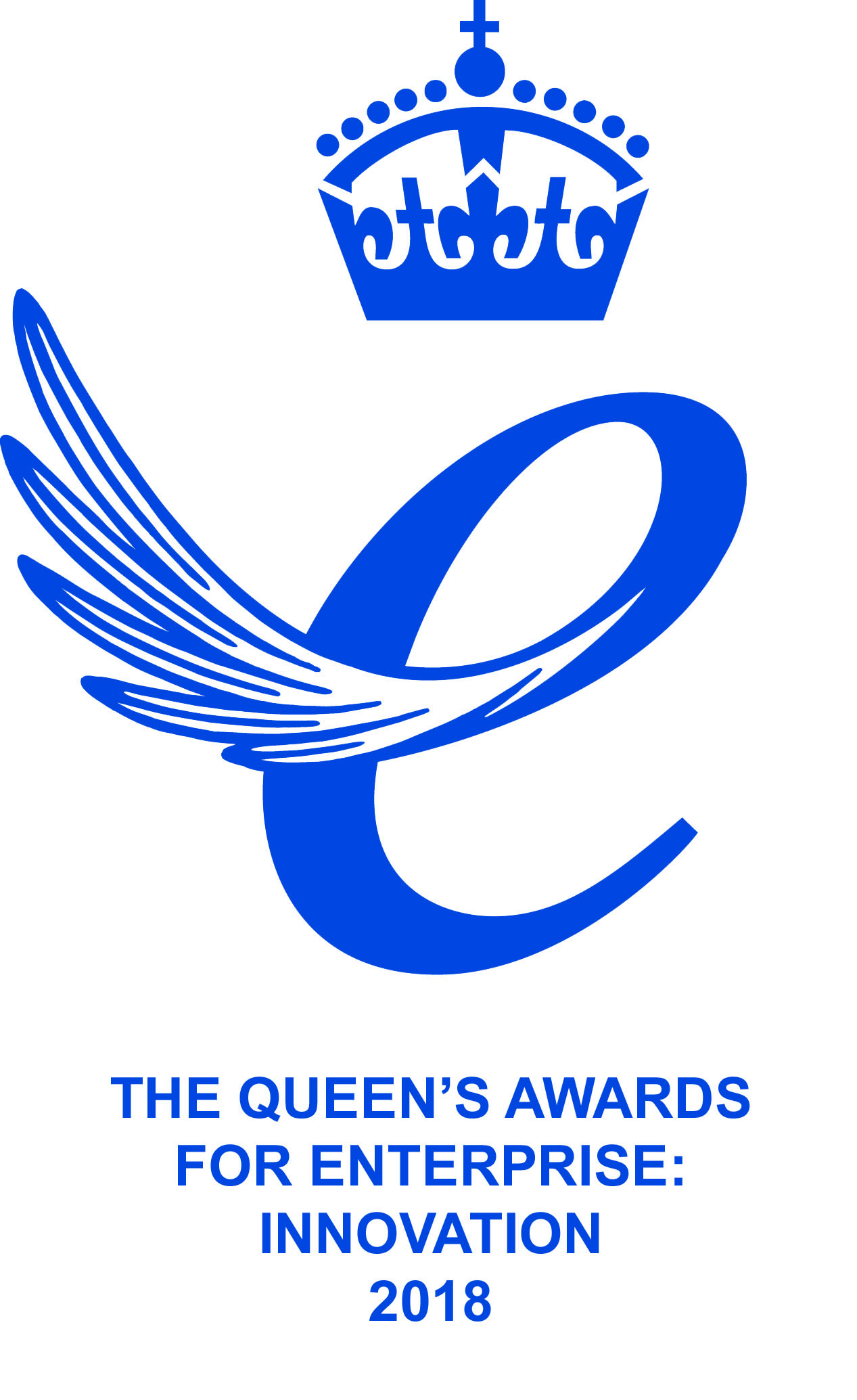 Queen's Award Innovation 2018 emblem.jpg