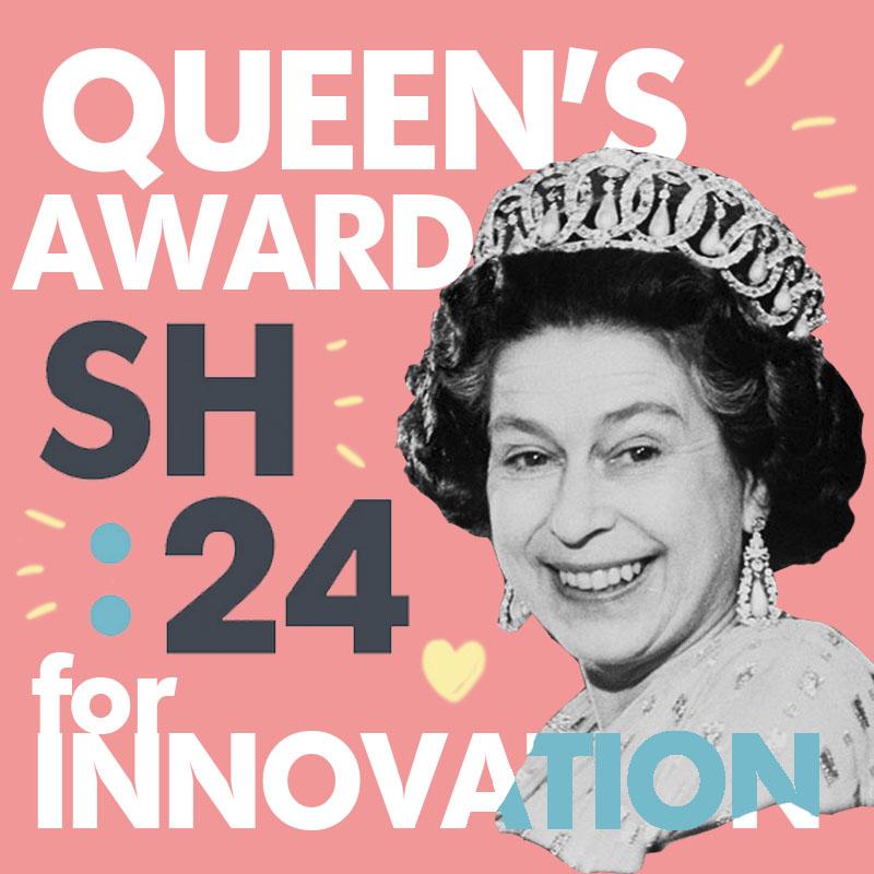 Queen's Award image